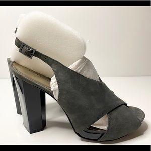 DVF Slingback Crossover Sandal